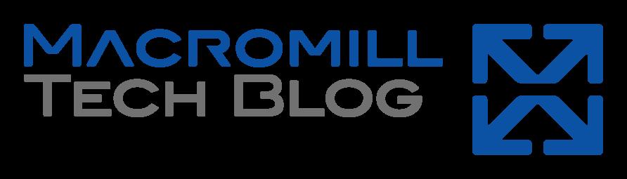 Macromill Tech Blog